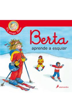 Berta aprende a esquiar (Mi amiga Berta)