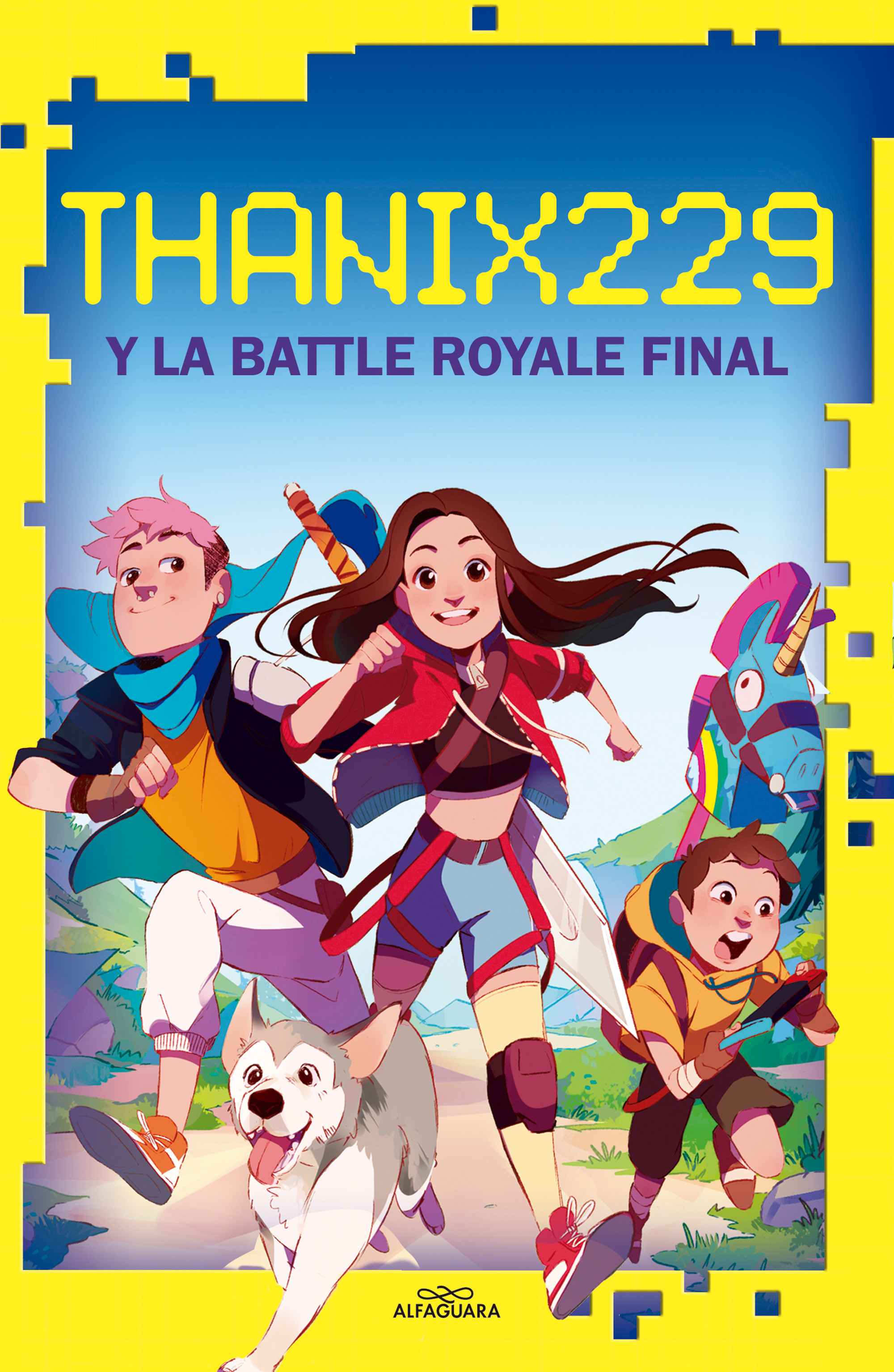 Thanix229 y la Battle Royale final