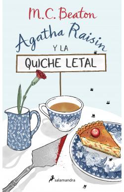 Agatha Raisin y la quiche...