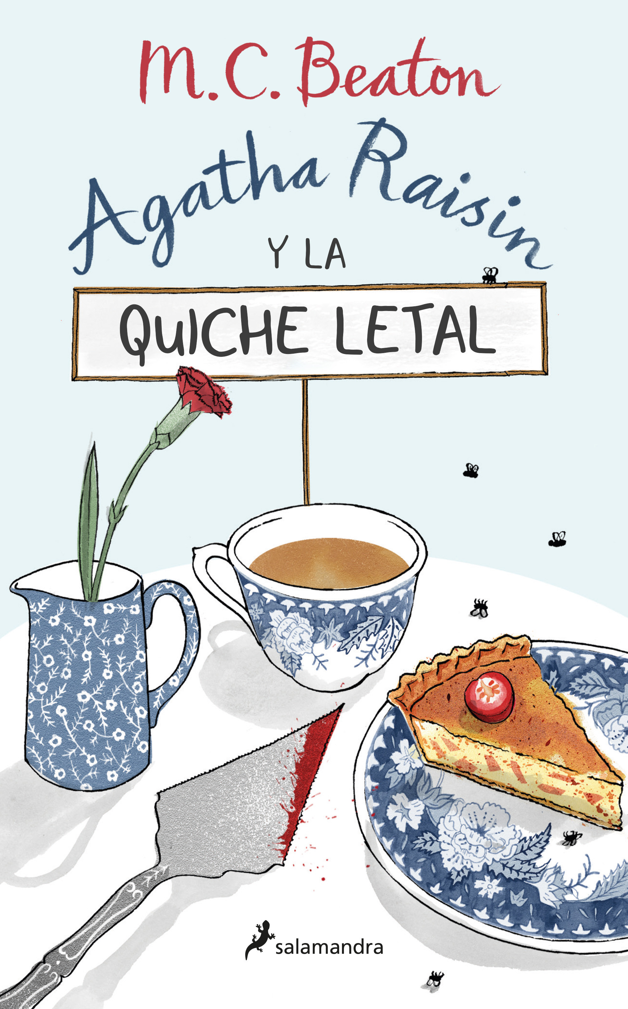 Agatha Raisin y la quiche letal (Agatha Raisin 1)