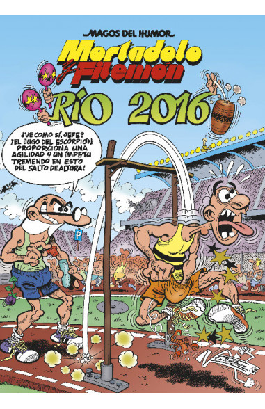 Mortadelo y Filemón. Río 2016 (Magos...