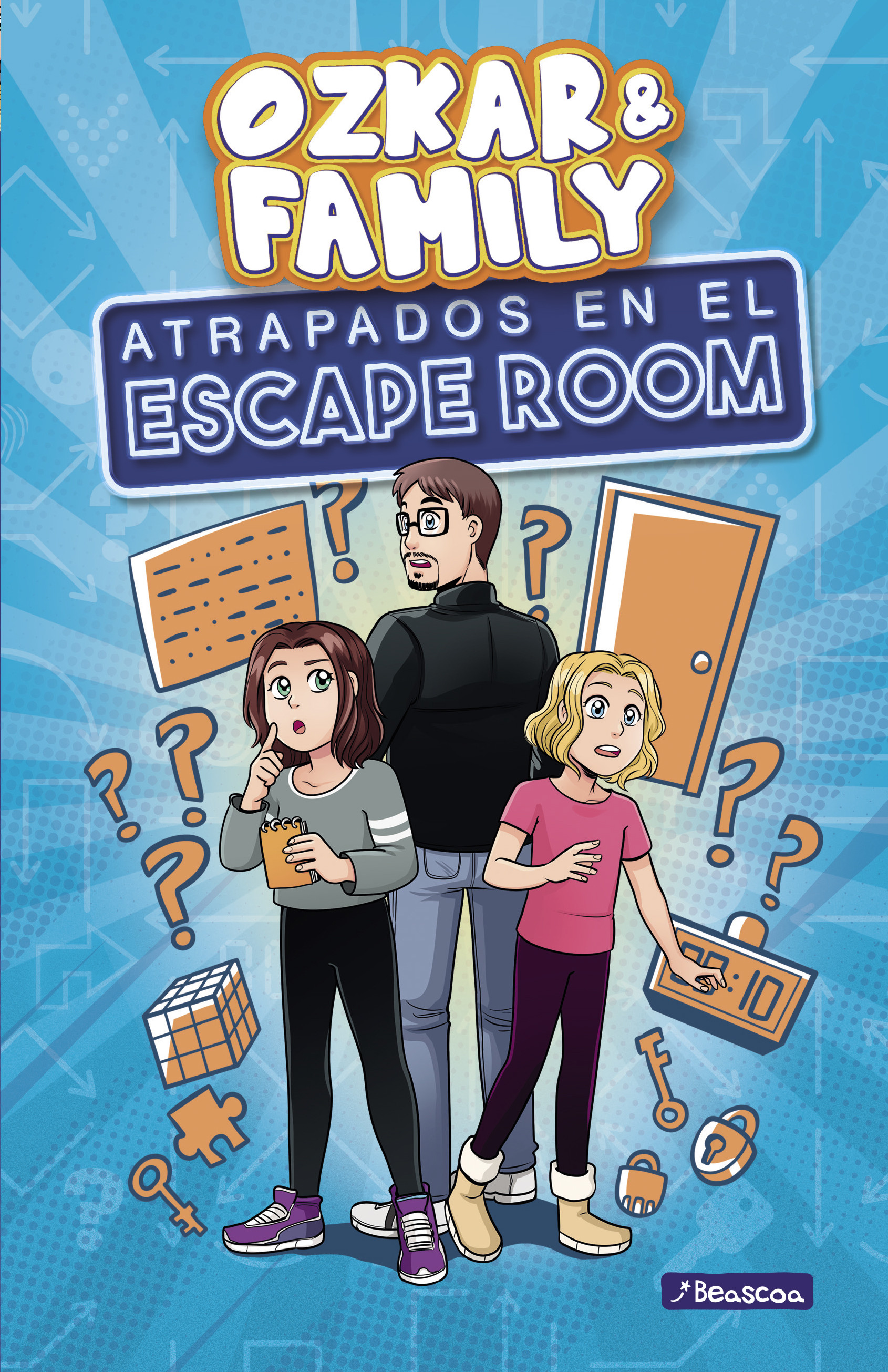 Ozkar e hijas. Escape Room