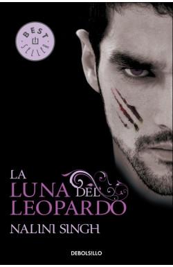 La luna del leopardo (Psi/Cambiantes 4)