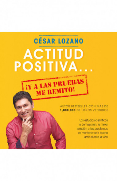 Actitud positiva... ¡y a las pruebas...