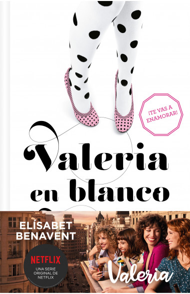 Valeria en blanco y negro (Saga...