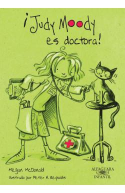 ¡Judy Moody es doctora! (Colección Judy Moody 5)