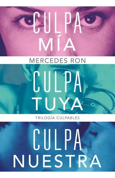 Trilogía Culpables (pack con: Culpa...