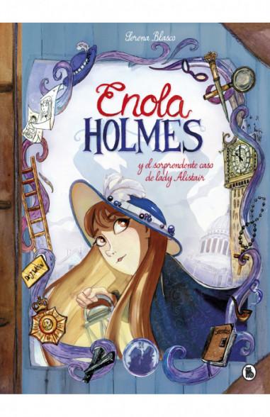 Enola Holmes y el sorprendente caso...