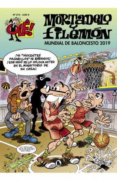 Mundial de baloncesto 2019 (Olé!...