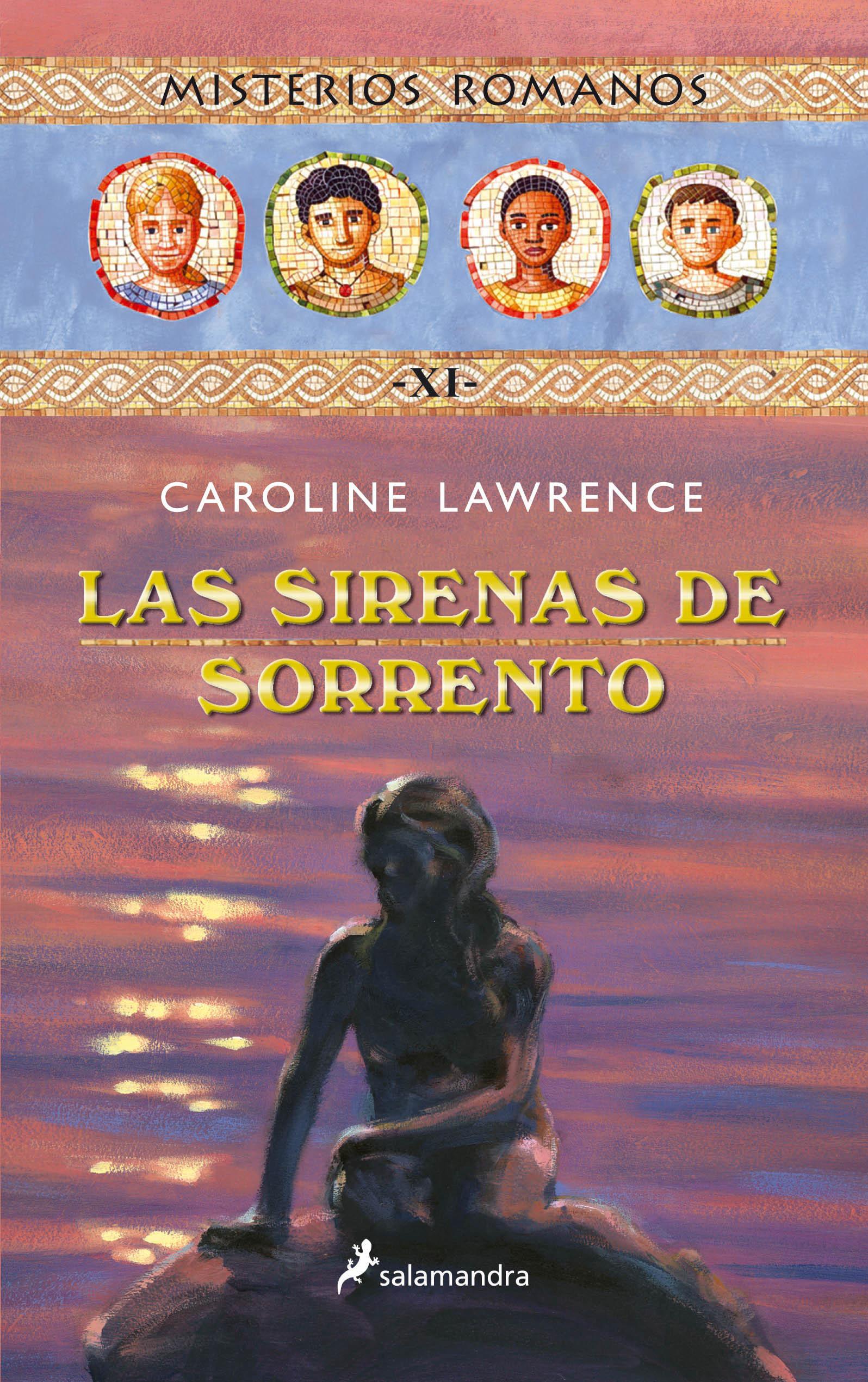 Las sirenas de Sorrento (Misterios romanos 11)