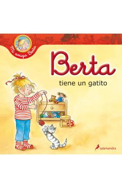 Berta tiene un gatito (Mi amiga Berta)