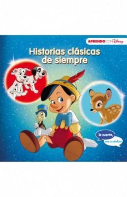 Historias clásicas de siempre (Te cuento, me cuentas una historia Disney)
