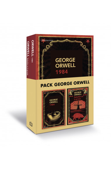Pack George Orwell (contiene: 1984 |...