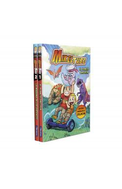 Pack MikelTube: El planeta Dinotrón | La máquina de los disfraces (MikelTube 1 y 2)