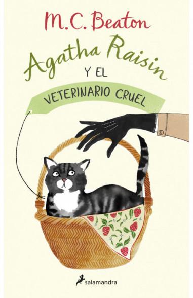 Agatha Raisin y el veterinario cruel...
