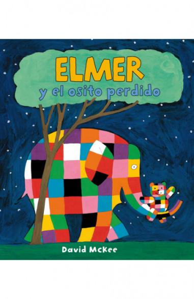 Elmer y el osito perdido (Elmer....