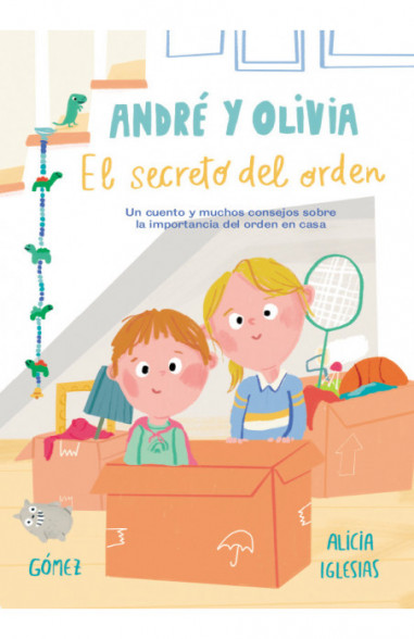 André y Olivia y el secreto del orden