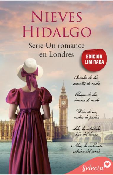 Pack Un romance en Londres - Edición...