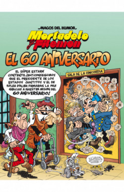 Mortadelo y Filemón. El 60...