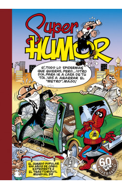 El Jurado Popular | 100 años de cómic | Expediente J | El trastomóvil | Mundial 98 (Súper Humor Mortadelo 28)