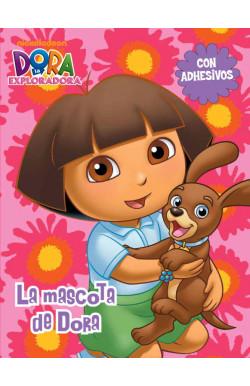 La mascota de Dora (Dora la exploradora. Actividades)