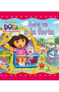 Dora va a la feria (Un cuento de Dora la exploradora)