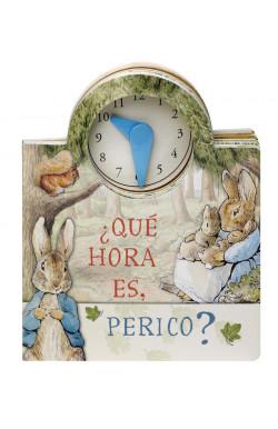 ¿Qué hora es, Perico? (Beatrix Potter)