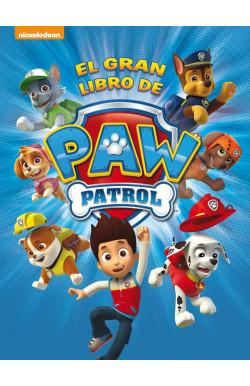El gran libro de Paw Patrol...