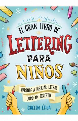 El gran libro de lettering...