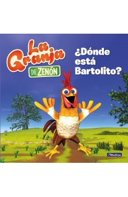 ¿Dónde está Bartolito? (La granja de Zenón) (Reino Infantil)