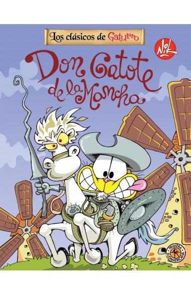 Don Gatote de la Mancha (KF8)