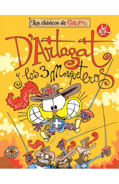 D'Artagat y los tres mosqueteros (KF8)