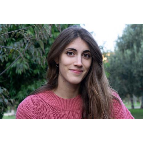Sandra Ortonobes Lara (La Hiperactina)