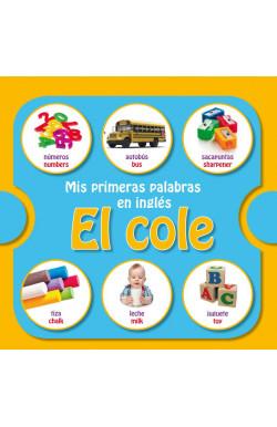 Mis primeras palabras en inglés: el cole