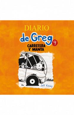 Diario de Greg 9. Carretera...