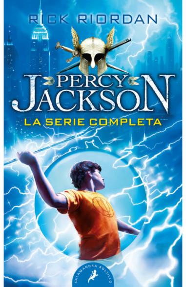 Percy Jackson y los dioses del Olimpo...