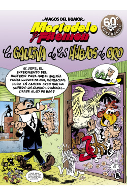 Mortadelo y Filemón. La...