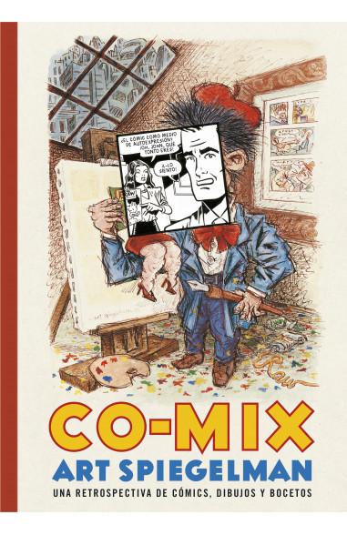 Co-Mix: una retrospectiva de cómics,...