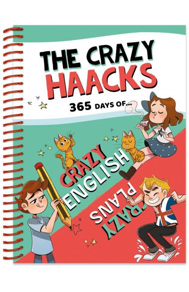 Agenda The Crazy Haacks y actividades en inglés