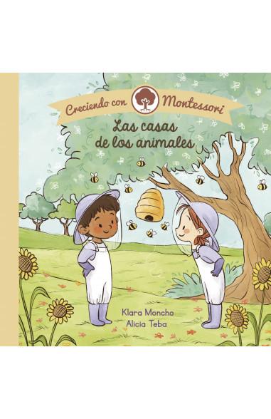 Las casas de los animales (Creciendo con Montessori)