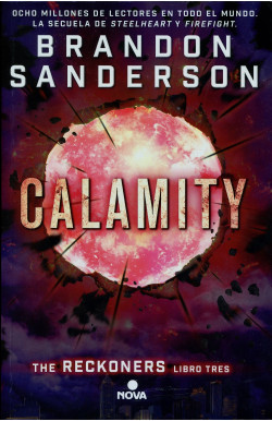 Calamity. The Reckoners Iii