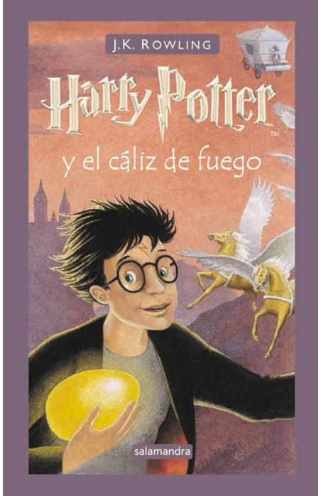 Harry Potter y el cáliz de fuego 4