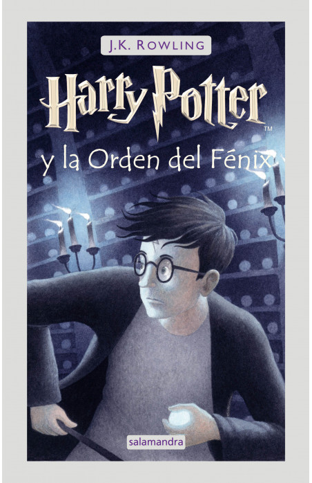 Harry Potter y la Orden del Fénix 5