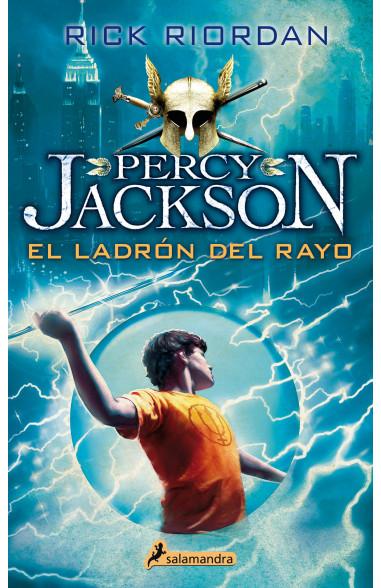 El ladrón del rayo (Percy Jackson y...