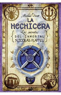 La hechicera (Los secretos del inmortal Nicolas Flamel 3)