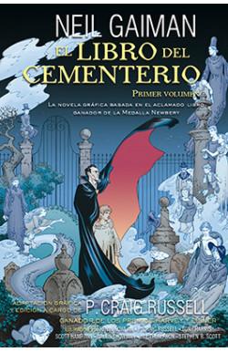 El libro del cementerio 1 (novela gráfica)