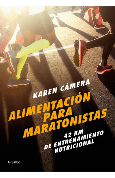 Alimentación para maratonistas