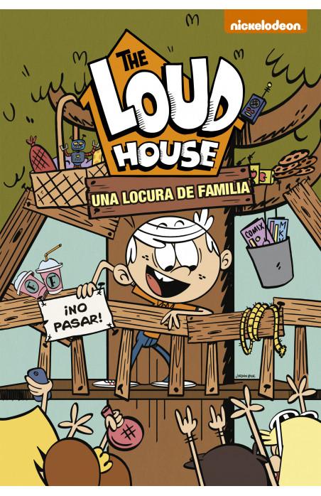 Una locura de familia (The Loud House 3)