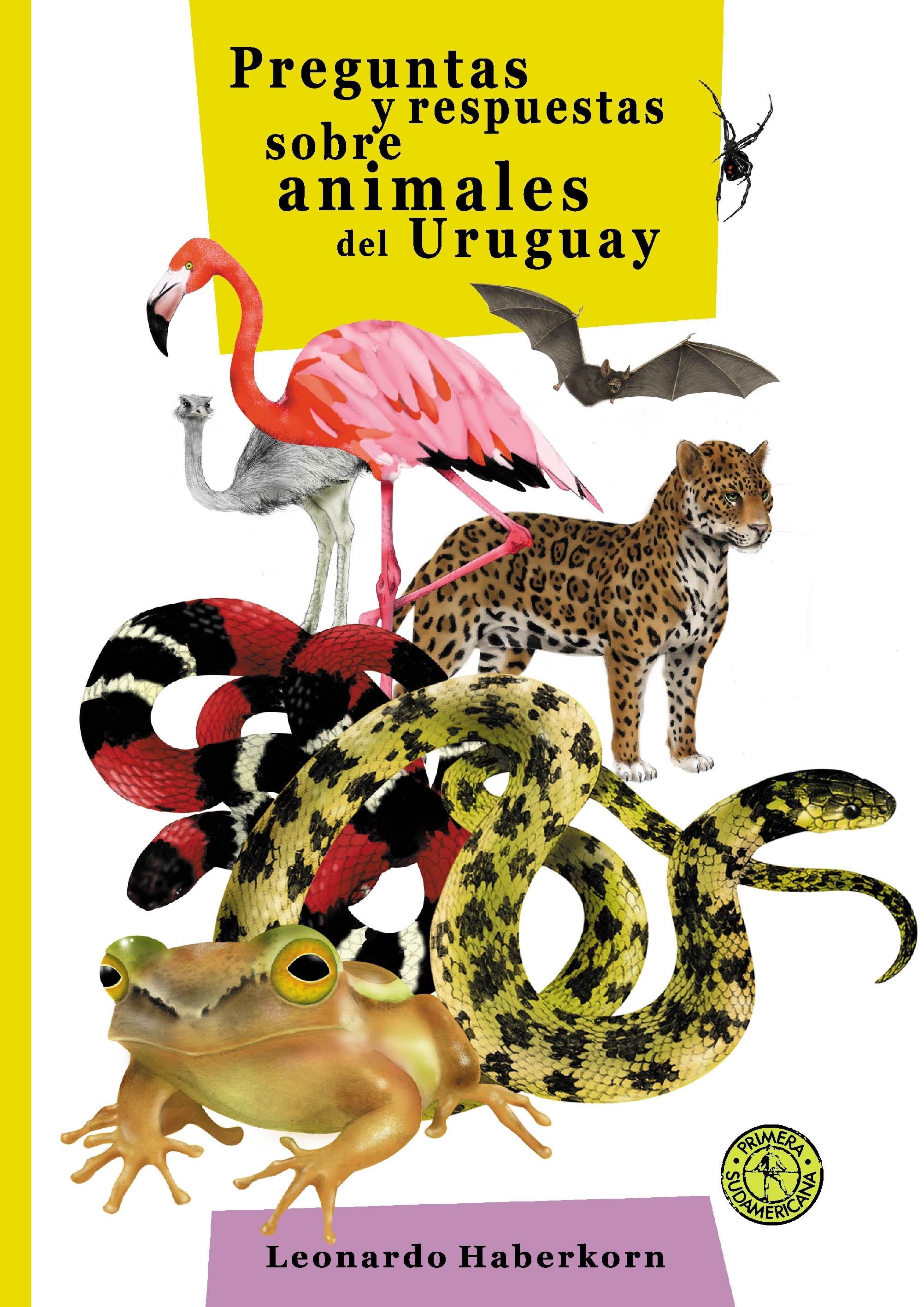 Preguntas y respuestas sobre animales del Uruguay