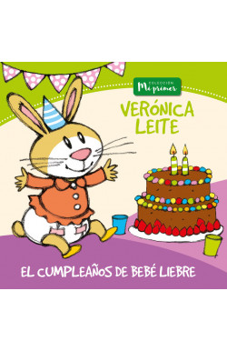 El cumpleaños de bebé liebre